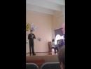 Выступление ученика 9 А класса Калякина Артёма на выпускном девятых классов школы 1955 СП 1, 25 июня 2018 года. Часть 2.