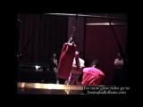 Mike Tyson Pounds Heavy Bag Part 2 Training Biggs