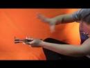 Balisong Tricks - (Flail) - Intermediate 4