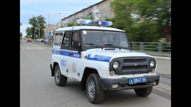 GTA CRMP:Russian Federation Патруль Арзамаса
