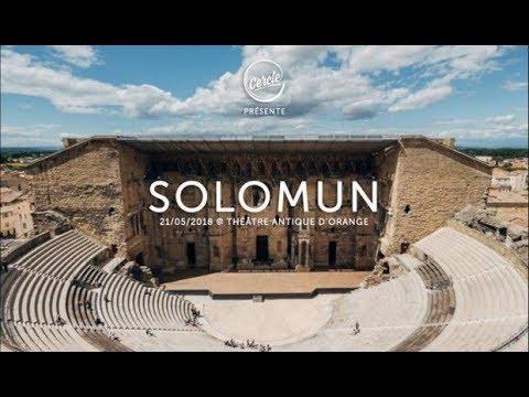 Solomun Official live @ Le Théâtre Antique d'Orange
