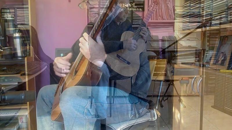 Heitor Villa-Lobos Prelude N° 1. Enrique Bocaccio Guitarra