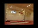 Учебное видео Батут 2 сп.разряд. 1-2 упражнения.