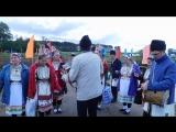 Народный фольклорный коллектив Мурсескем на празднике