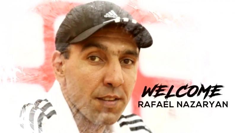 Рафаэль Назарян - главный тренер ФК Арцах