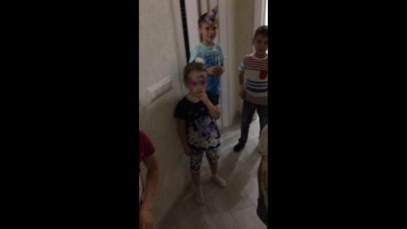 Когда детки ждут праздника