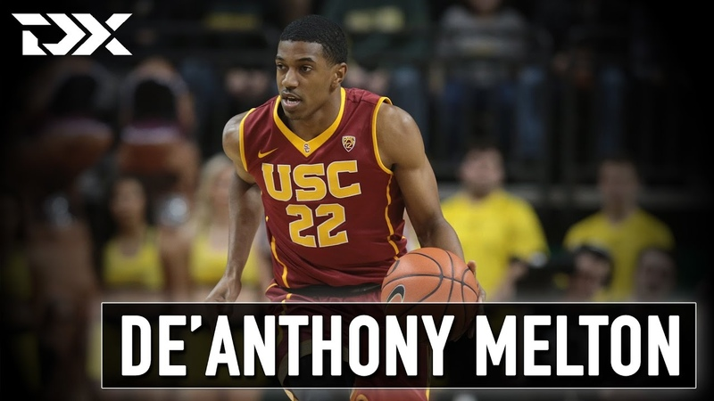 De'Anthony Melton USC's Swiss Army Knife