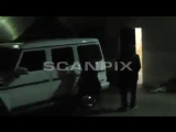 November 1: Video of Justin and Selena Gomez leaving the LA Kings Valley