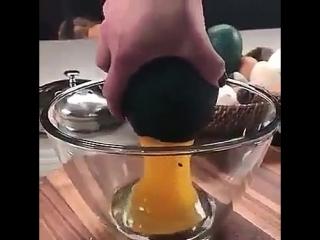 Яйцо страуса Эму - омлет для всей семьи ✌