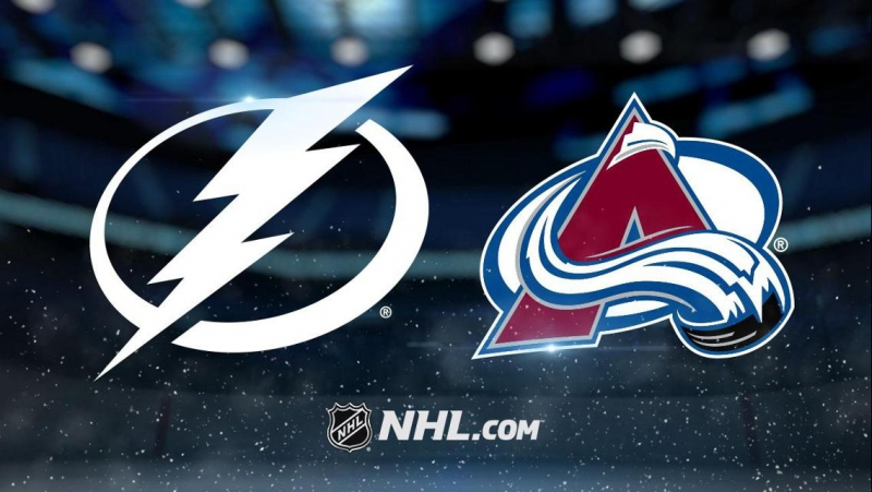 NHL 2017-18 / RS / Colorado Avalanche vs Tampa Bay Lightning / Setanta Sports