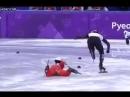 Еще одна команда приехавшая на Олимпиаду мстить проклятым капиталистам