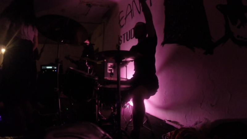 No love drumcam