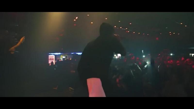GUSLI (Guf -u0026 Slim) - Концерт в Санкт-Петербурге Космонавт (LIVE 24.12.2017) (720p) (via Skyload)