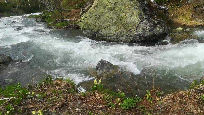 Горная река Сарала. Ивановские озера.