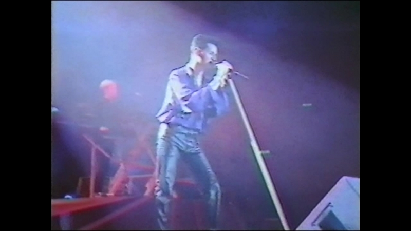 DEPECHE MODE - master and servant (live at Wembley Arena, London, 16.04.1986) [1986] HD 720