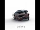Kite - универсальный шлем для города, дороги, гор, леса.