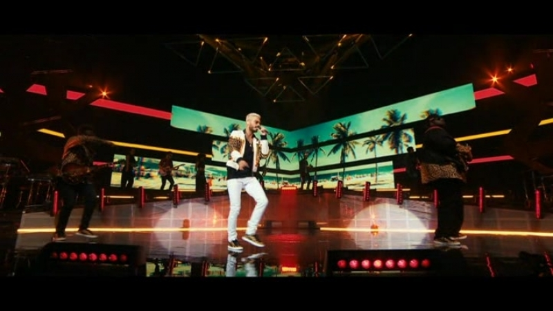 M Pokora My Way Tour 2017