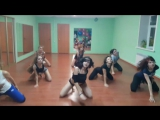 танцы Кинешма ( song: The Pussycat Dolls-Buttons )