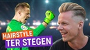 Ter Stegen Hairstyle World Cup 2018 Skin Fade Haircut