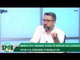 Serdar Ali Çelikler, Mehmet Ayan, Merve Toy Fenerbahçe, Aykut Kocaman, Aziz Yıldırım, Seçim Yorumlar