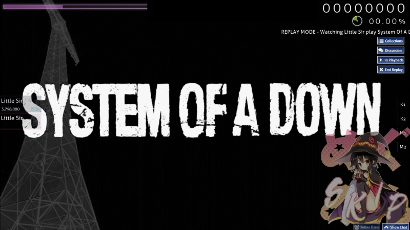 System of a down-Aerials