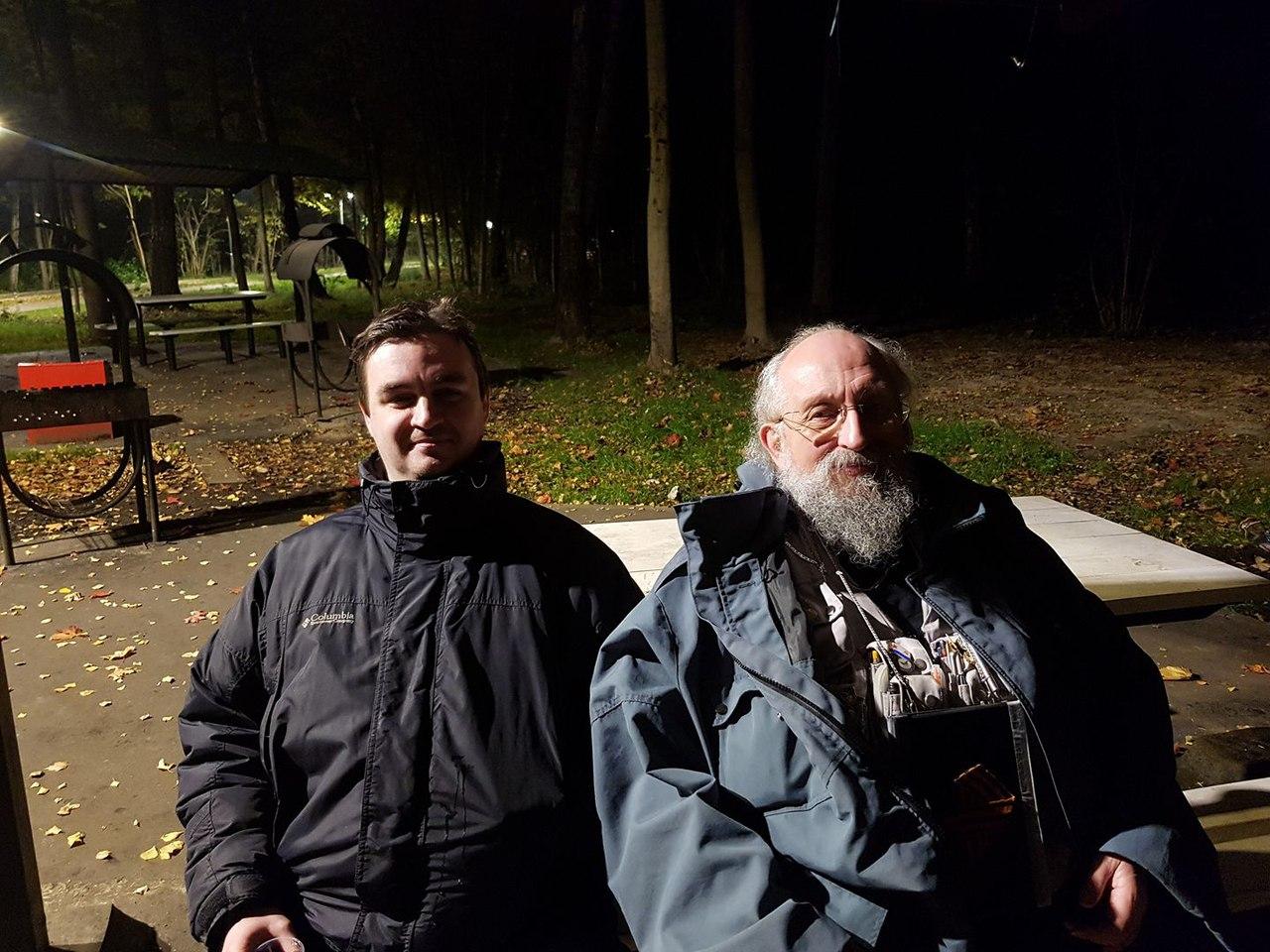 Клим Жуков, позорище