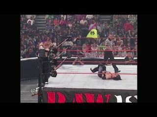 WWF RAW IS WAR: Jeff Hardy vs X-Pac