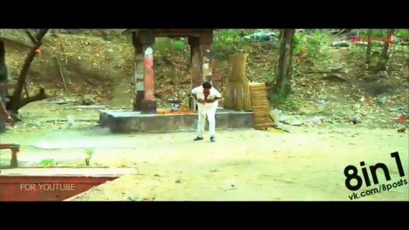 Драка с бананом из индийского фильма - Banana figth - Singham 123.mp4