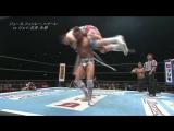 David Finlay Jr., Juice Robinson, Toa Henare vs. Jay White, Tomohiro Ishii, Toru Yano (NJPW - The New Beginning 2018 in Osaka)