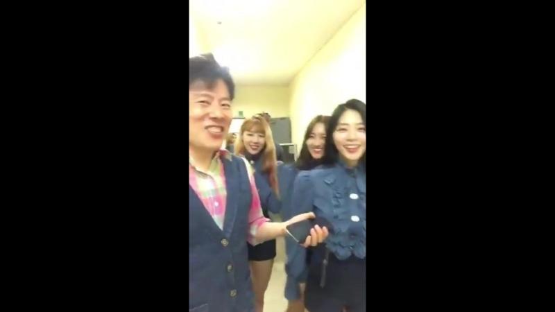 180525 KBSworldTV IG live
