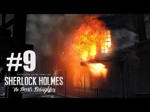 Sherlock Holmes: The Devil's Daughter 9 - Таверна Зеленый Дракон