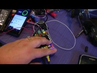 TDA7498 класса d колонки по 950 watt Class D Audio Amplifier 2 x 100 watt.mp4
