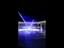 Лазерное шоу на фонтане Кисловодск