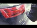 Маркировка ЛИТЭКС Защита Audi Q7 от угона и кражи фар, зеркал, колес и т.д.