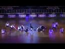 Международный Чемпионат BIZON 2017 (Юниоры, формейшн 5 место) 💪😍💃💃❤