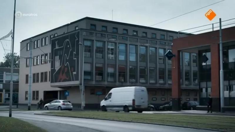 Flikken Rotterdam. S02E09. Coma.