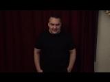 Видеоприглашение Алексея Горшенева на прощальный концерт группы Кукрыниксы.
