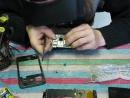 Ремонт телефона lenovo S660 Замена дисплейного модуля с тачскрином и звуковой динамик ремонт фронтальной камеры