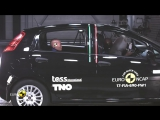 Euro NCAP Crash Test of Fiat Punto