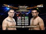 Fight Night London Free Fight  Fabricio Werdum vs Cain Velasquez