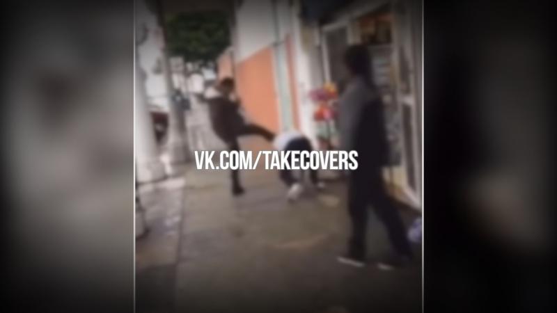 TAKE COVER (146) (GHOSTEMANE PHARAOH – Blood Oceans (How Many?)) [Лучшие уличные драки] vk.com/takecovers