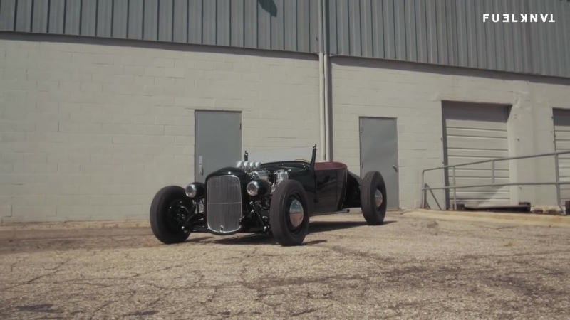 Brothers Custom 1927 Model T Hot Rod