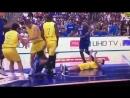 13 jugadores expulsados por una pelea en el Australia - Filipinas