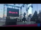 Maryana Ro поет свою японскую песню на vk fest 2018