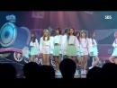 《Comeback Special》 DIA (다이아) - Mr. Potter Magic performance @인기가요 Inkigayo 20160925
