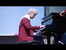 170326 SF9대전 팬싸 휘영이 피아노를 치다