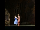 Part 1, Giselle (Alina Somova, David Hallberg) Giselle Ballet , Act I Mariinsky Theatre 12.07.2018
