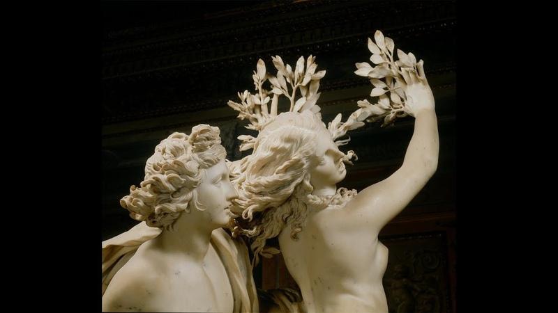 Психология искусства Галерея Боргезе Часть IV Art Psychology The Borghese Gallery Part IV