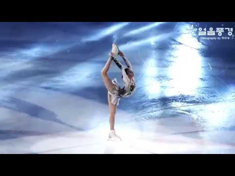 Alina ZAGITOVA Black Swan Ice Fantasia Show 21 april 2018