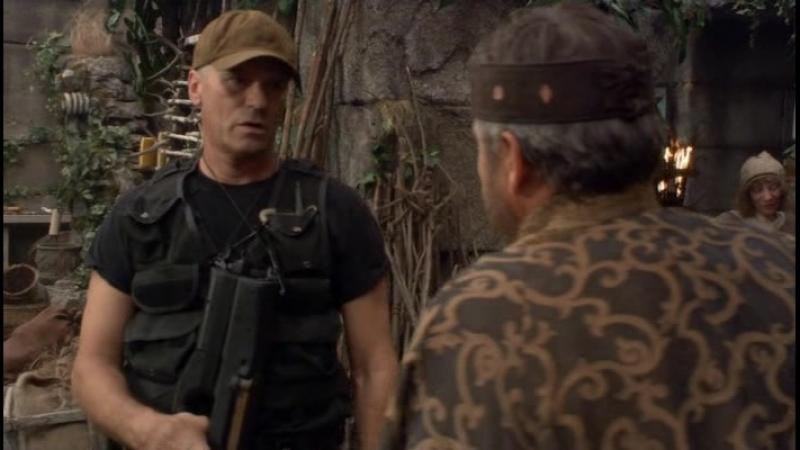 SG-1. Season 8.13. Its Good To Be King